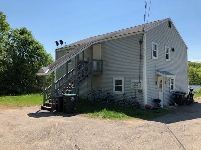 Franklin Multi Family Home For Sale: 351 North Main Street