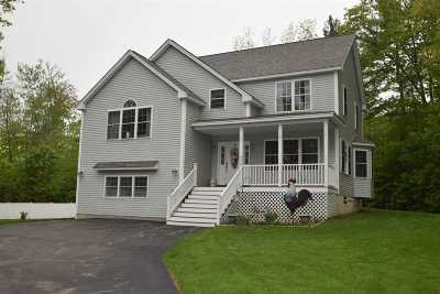 Barrington Single Family Home For Sale: 336 Old Concord Turnpike