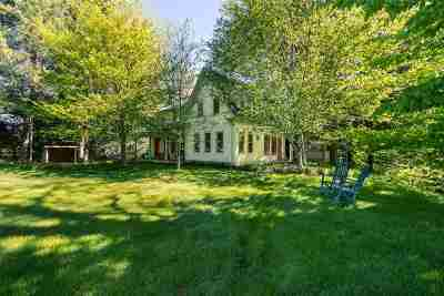 Single Family Home For Sale: 1571 Tucker Hill Road