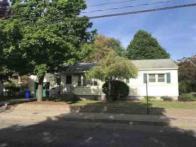 Manchester Single Family Home For Sale: 216 S Porter Street