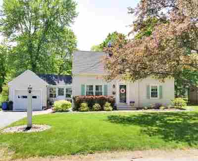 Concord NH Single Family Home For Sale: $309,900