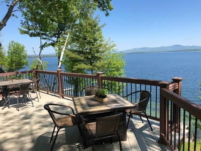 Gilford Single Family Home For Sale: 54 Terrace Hill Road