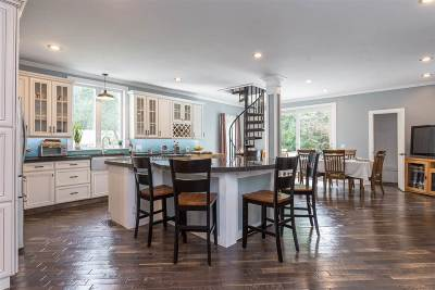 Newfields Single Family Home For Sale: 1 Railroad Avenue