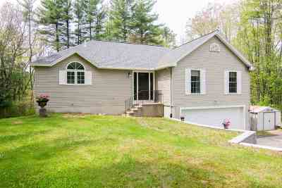 Londonderry Single Family Home For Sale: 319 Mammoth Road