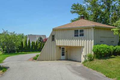 Dover Single Family Home For Sale: 223 Dover Point Road