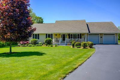 Dover Single Family Home For Sale: 75 Back Road