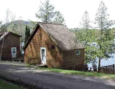 Barnet Condo/Townhouse For Sale: 190 Campers Lane Cabin #4