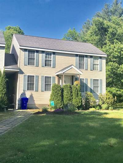 Hudson, Litchfield, Nashua, Londonderry Single Family Home For Sale: 183 Robinson Road #B