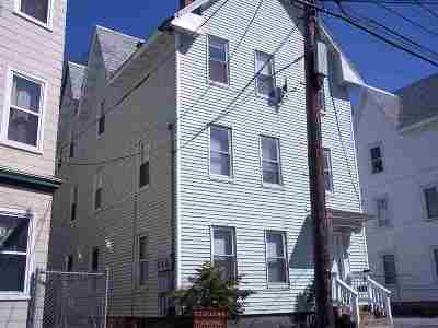 Manchester Multi Family Home For Sale: 179 Beech Street
