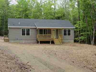 Moultonborough Single Family Home For Sale: 306 Shaker Jerry Road