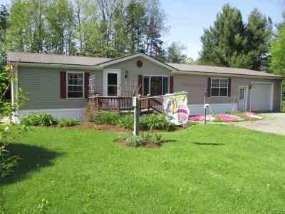 Eden Single Family Home For Sale: 62 Winter Lane