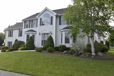 Nashua Single Family Home For Sale: 16 Cherrywood Drive
