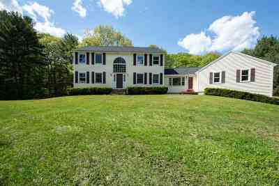 Rochester Single Family Home For Sale: 40 Quail Drive