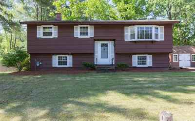 Milford Single Family Home For Sale: 93 Ridgefield Drive