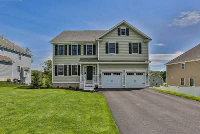 Londonderry NH Single Family Home For Sale: $524,900