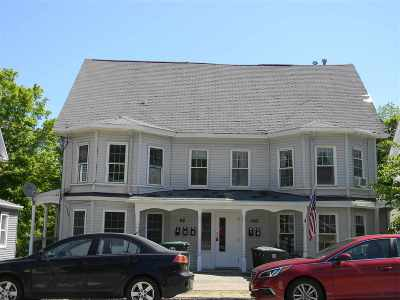 Franklin Multi Family Home Active Under Contract: 98 S Main Street