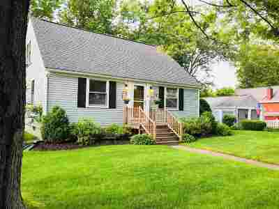 Single Family Home For Sale: 7 Spruce Street