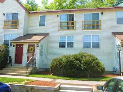 Merrimack NH Condo/Townhouse Active Under Contract: $169,900