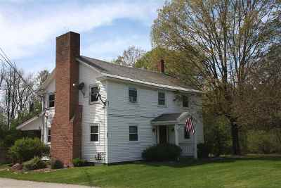 Pittsford Multi Family Home For Sale: 567 U. S. Route 7