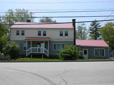 Laconia Multi Family Home For Sale: 210 Endicott N Street