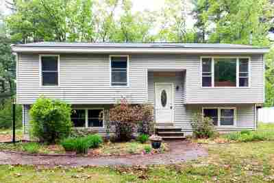 Hudson NH Single Family Home For Sale: $235,000