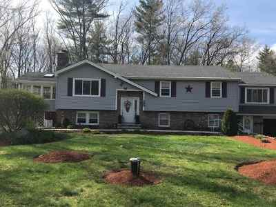 Londonderry NH Single Family Home For Sale: $369,900
