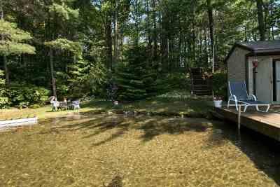 Belmont Single Family Home For Sale: 6 Mohawk Island