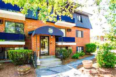 Manchester Condo/Townhouse For Sale: 64 Dunbarton Road #3F