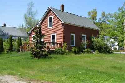 Goffstown Single Family Home For Sale: 135 New Boston Road