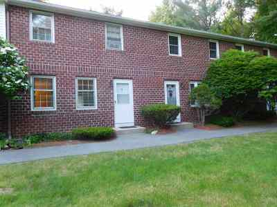 Londonderry Condo/Townhouse Active Under Contract: 58 Oakridge Drive