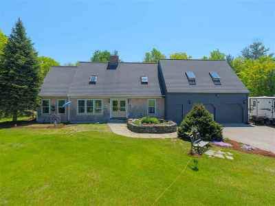 Deering Single Family Home For Sale: 9 Old County Road