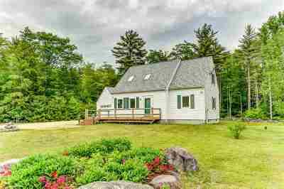 Moultonborough Single Family Home For Sale: 26 Horizon Way