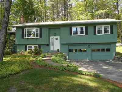 Merrimack Single Family Home For Sale: 17 Trowbridge Drive