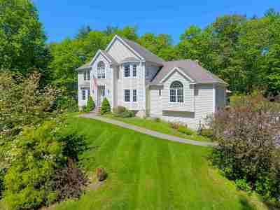 Windham Single Family Home For Sale: 27 Bear Hill Road