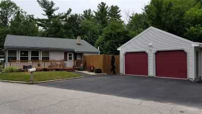 Hudson NH Single Family Home For Sale: $229,900