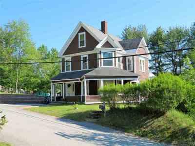 Ashland Single Family Home For Sale: 2 Short Street