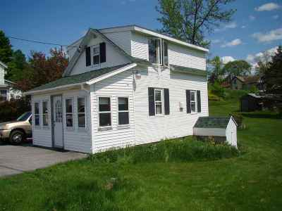 Leicester Single Family Home Active Under Contract: 2996 Leicster Whiting Rd.