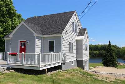 Wolfeboro Single Family Home For Sale: 71 Bay Street Street