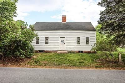 Goffstown Single Family Home For Sale: 134 Gorham Pond Road