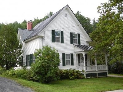 Montpelier Single Family Home For Sale: 35 Loomis Street