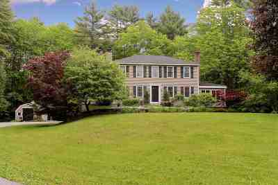 Henniker Single Family Home Active Under Contract: 602 Highland Drive