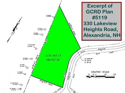 Alexandria Residential Lots & Land For Sale: 330 Lakeview Heights Road #465.15