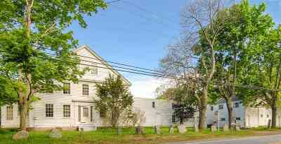 Single Family Home Active Under Contract: 361 Central Road