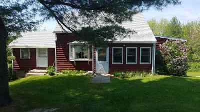 Lowell Single Family Home For Sale: 2343 Carter Rd