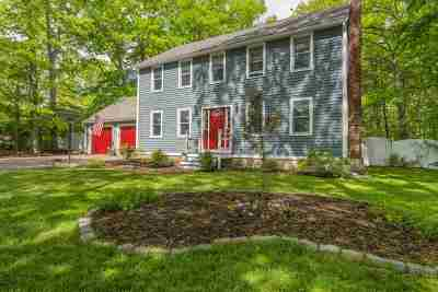 Stratham Single Family Home Active Under Contract: 81 Union Road
