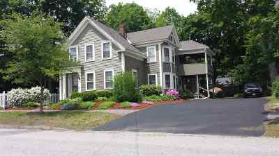 Concord Multi Family Home For Sale: 36 Franklin Street
