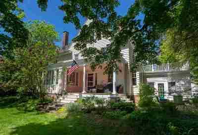 Hanover Single Family Home For Sale: 18 Occom Ridge