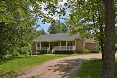 Laconia Single Family Home For Sale: 724 White Oaks Road Road