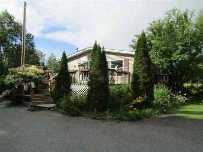 Haverhill Single Family Home For Sale: 600 French Pond Rd