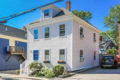 Single Family Home Active Under Contract: 334 Maplewood Avenue